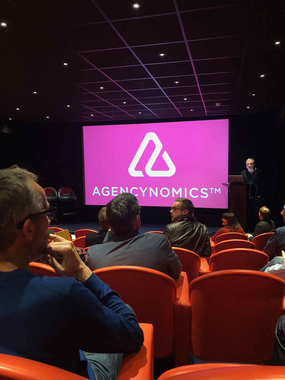 Agencynomics event
