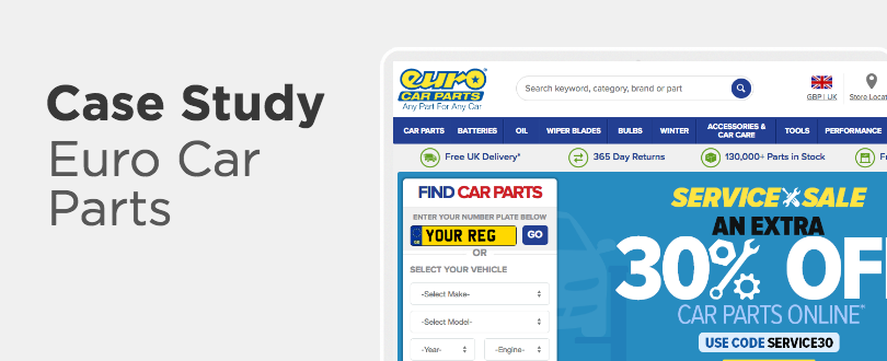 Euro Car Parts Uses Reviews.io to Cement Their Position as Market Leader