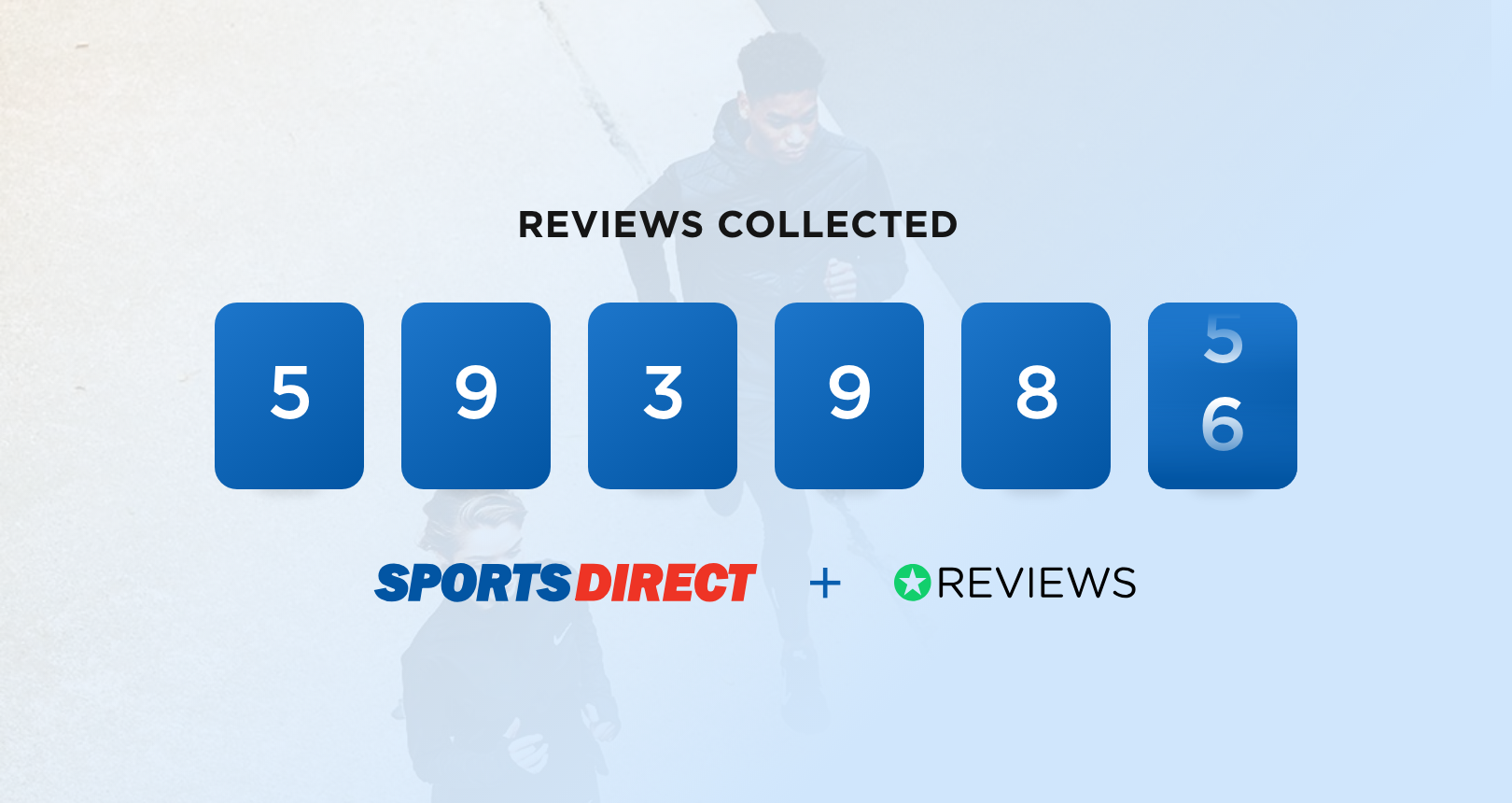 Sports Direct have collected the most reviews of any UK company