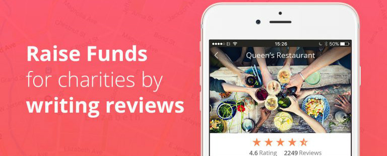 The World's First Socially Responsible Review App