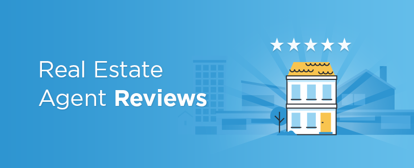 Real Estate Agent Reviews.  How our clients improve their review conversion.