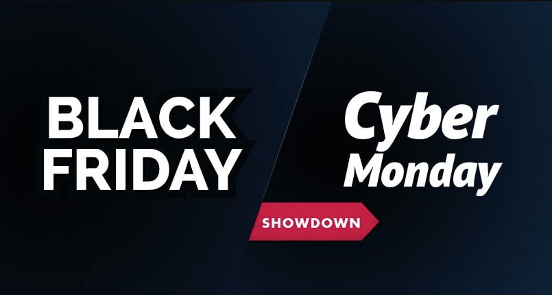 The Black Friday & Cyber Monday Showdown