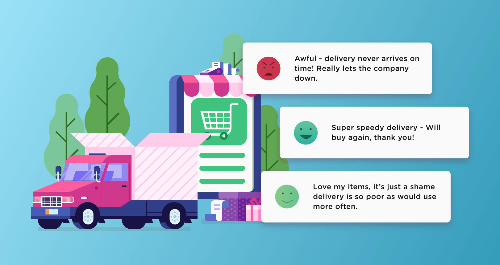 Does Your Delivery Provider Match Your Business Standards?