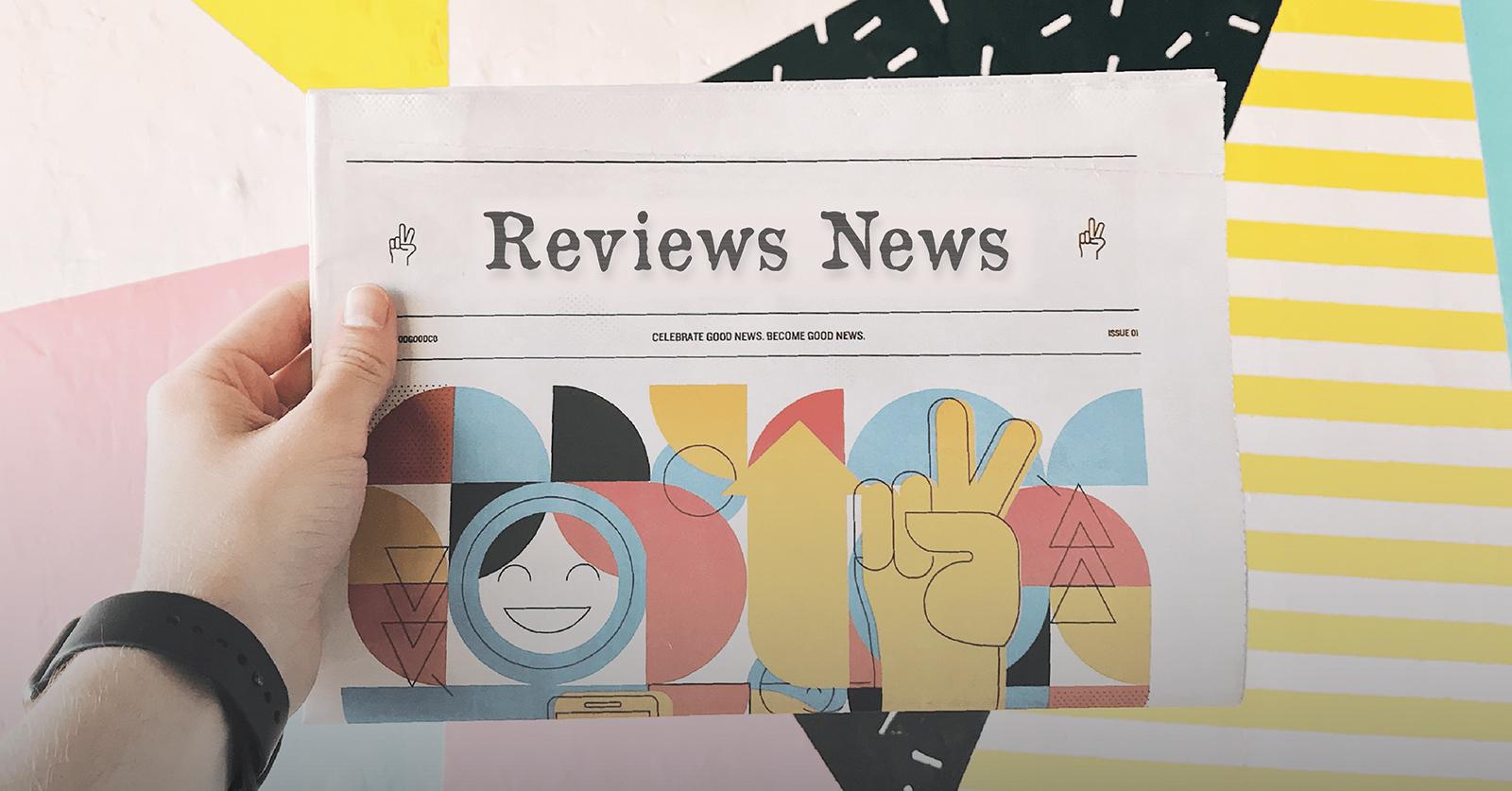 Reviews News: June '19