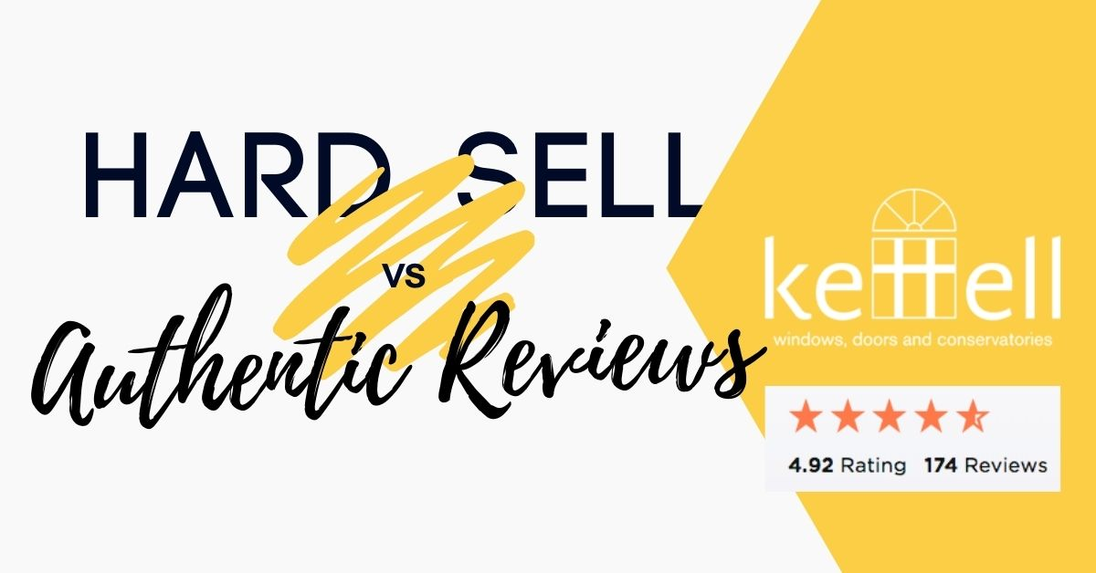 Kettell Replacing the Hard Sell with Authentic Reviews