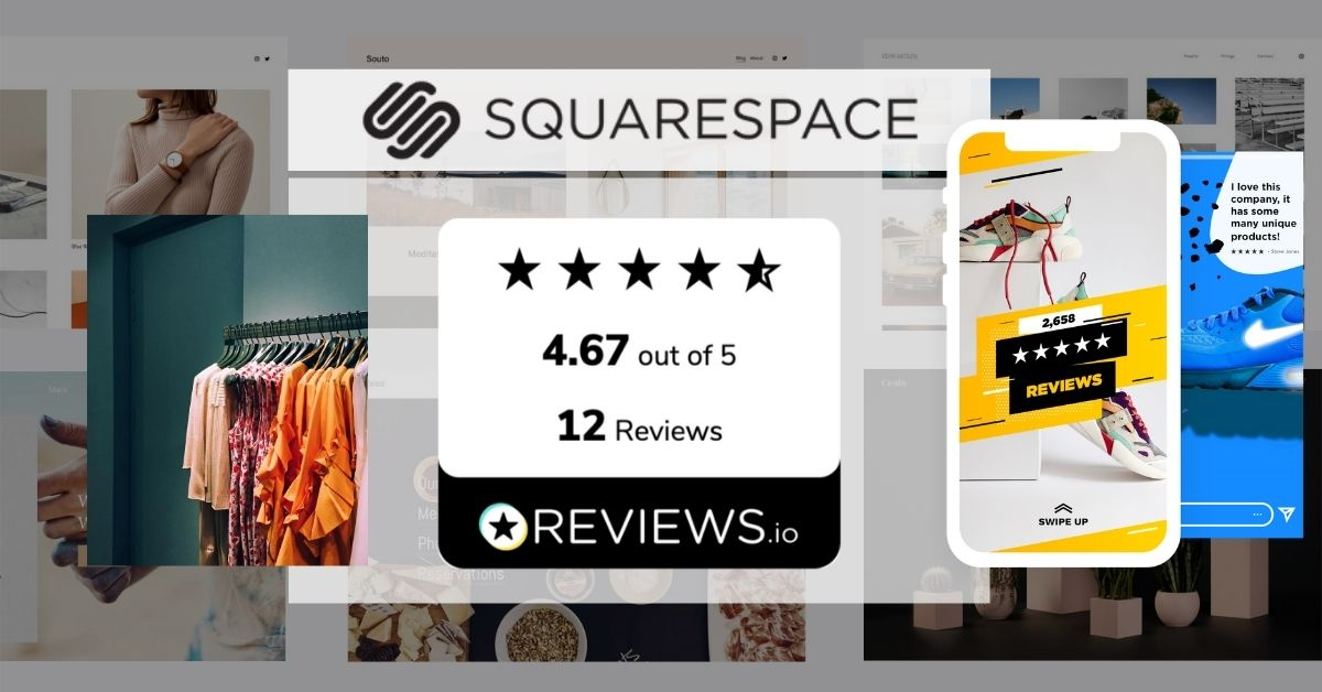 How To Add a Review Widget to Squarespace