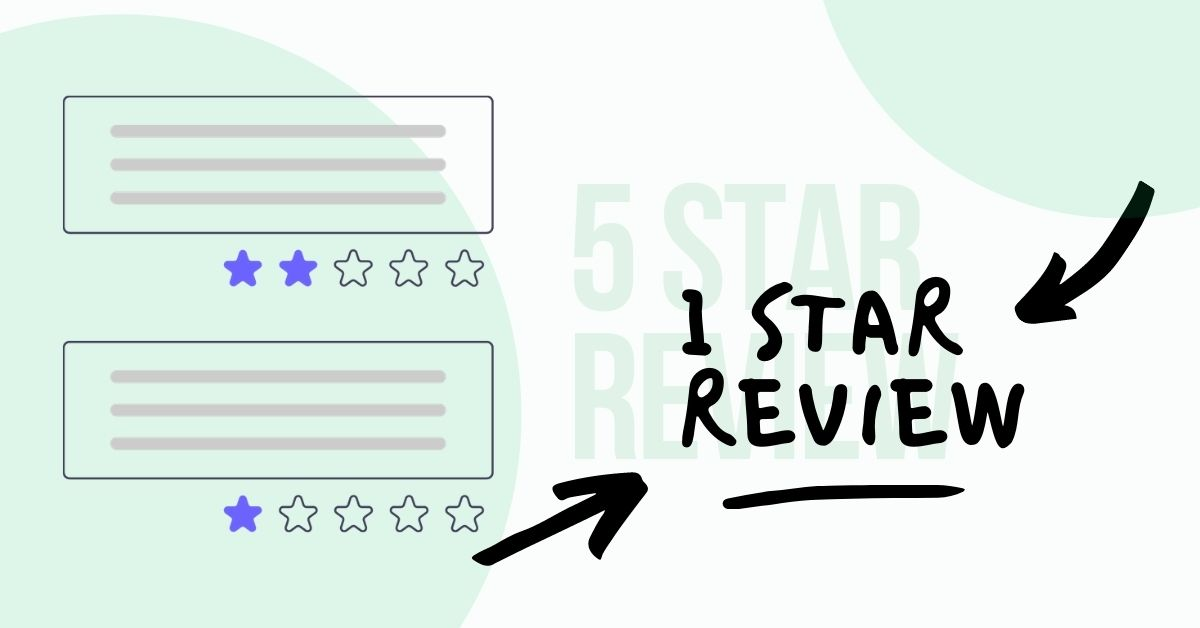 Why Customers Are Five Times More Likely To Filter 1-Star Reviews
