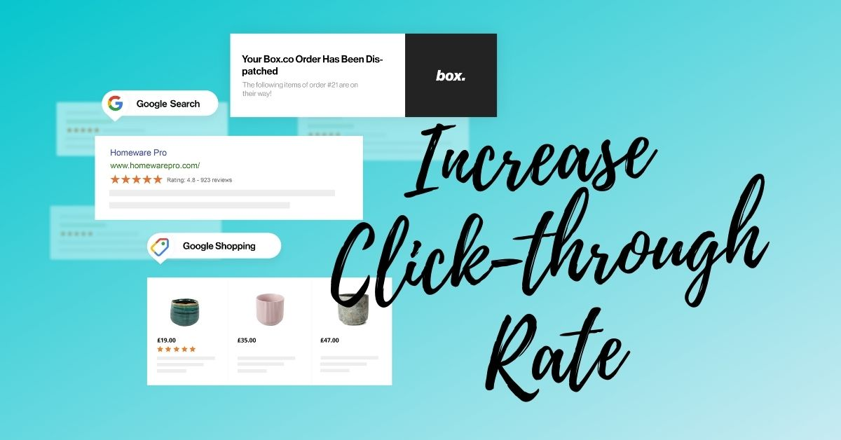 How Online Reviews Impact Click Through Rate
