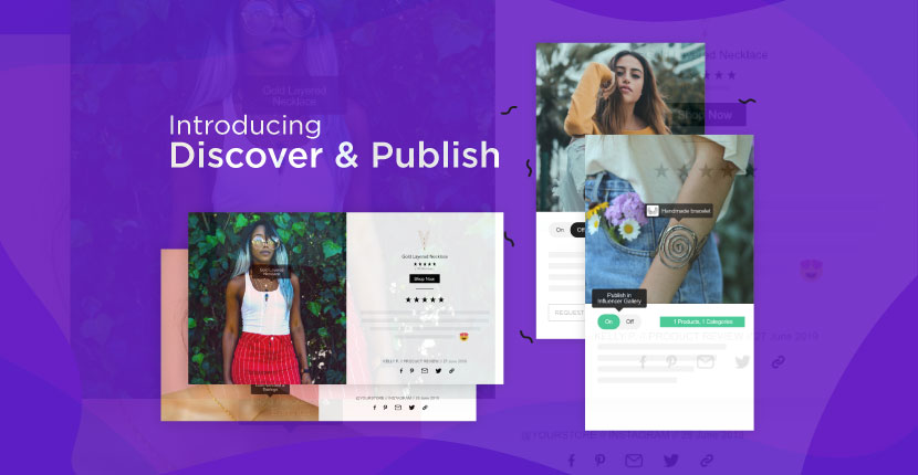 Elevate your UGC With Reviews.io