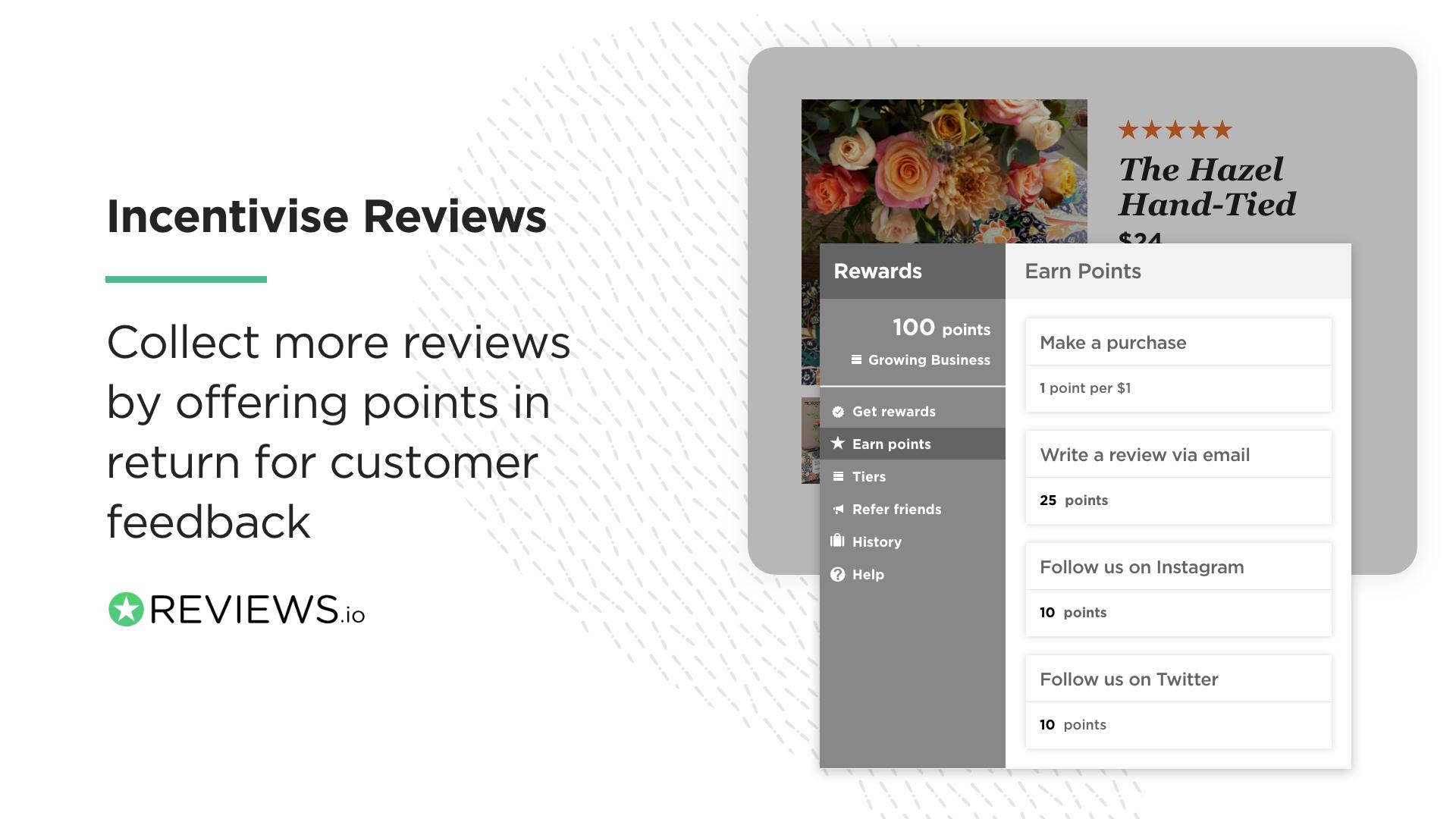 loyaltylion reviewsio rewards email