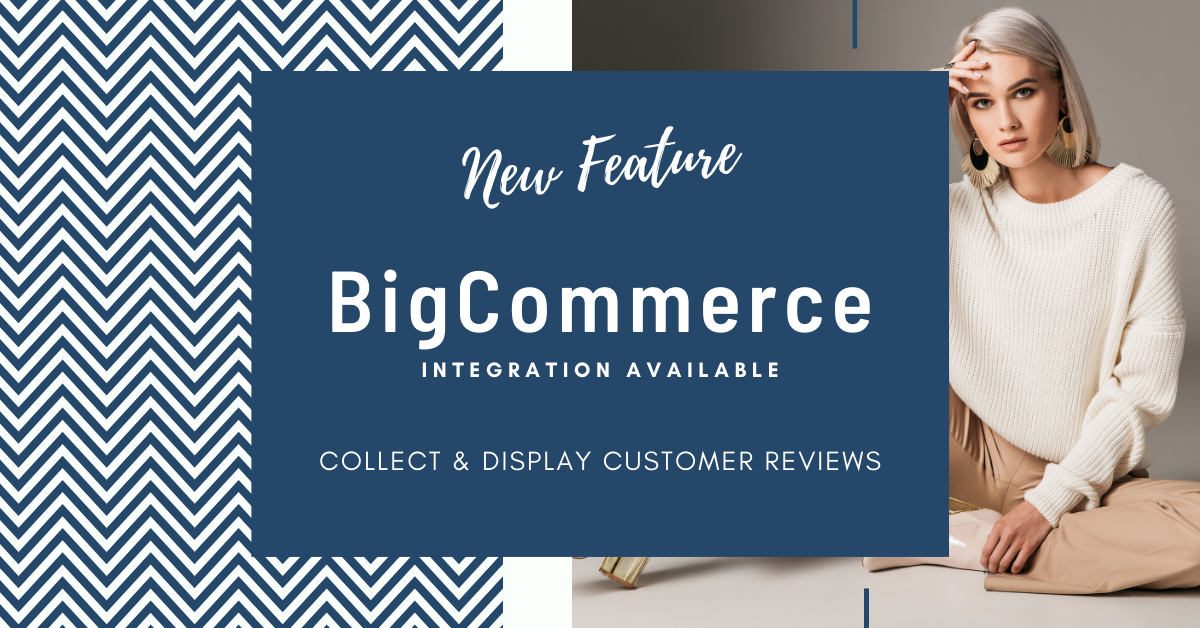 Get Product Review Stars With Our BigCommerce Integration