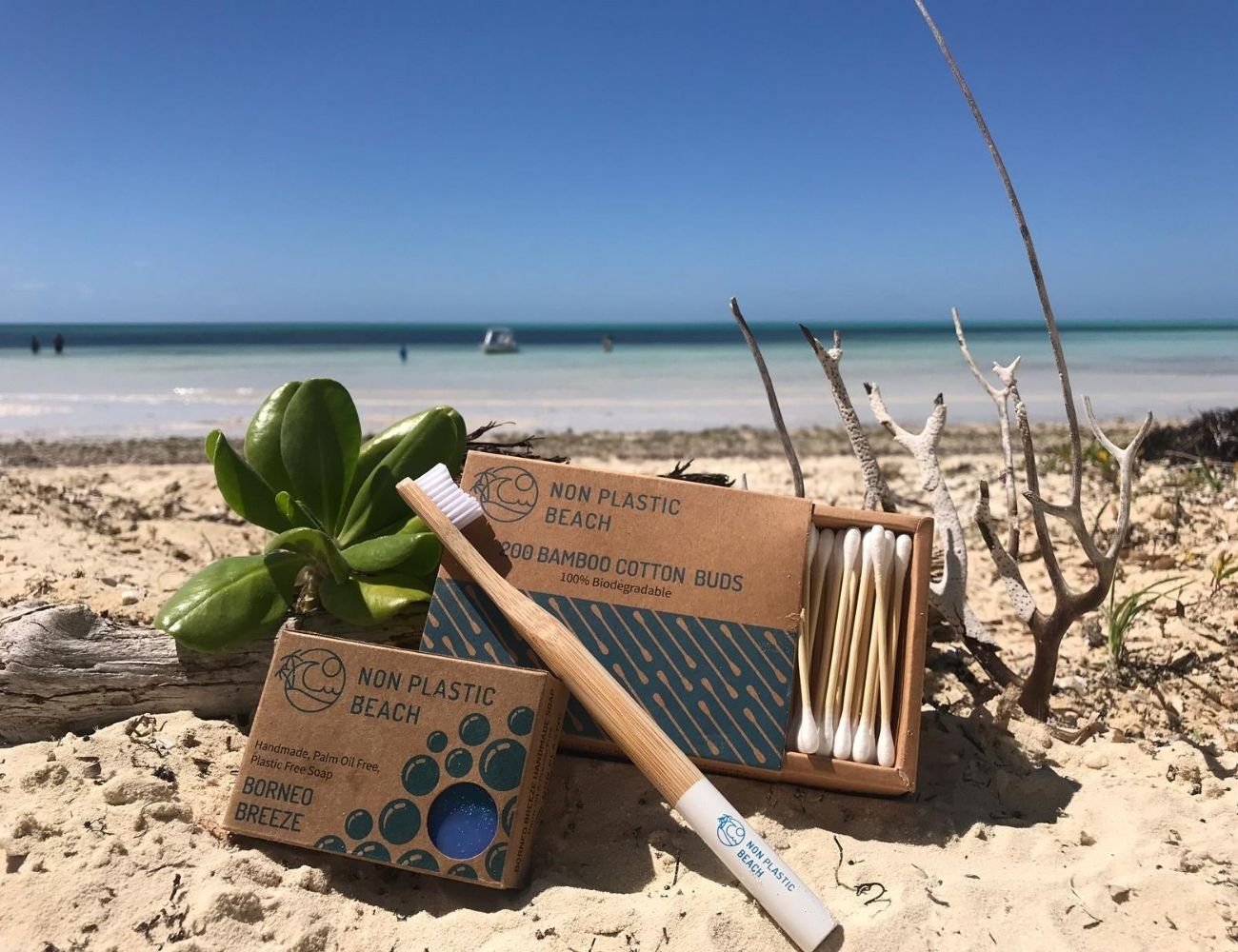 How less than transparent claims on sustainability prompted Non Plastic Beach to take action