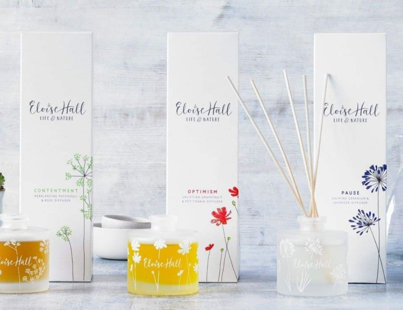 Eloise Hall is a brand with a passion for sustainability and trust with the consumer