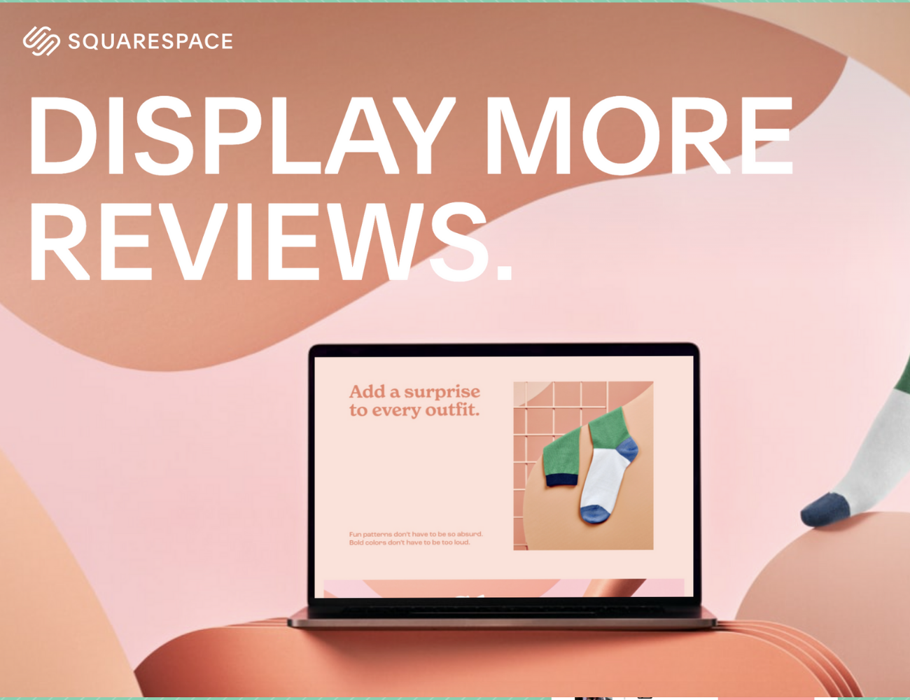 Displaying Reviews For Squarespace Users Just Got Easier