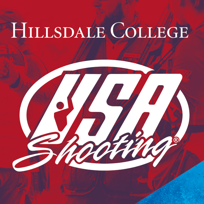 Hillsdale College USA shooting Olympic Camps