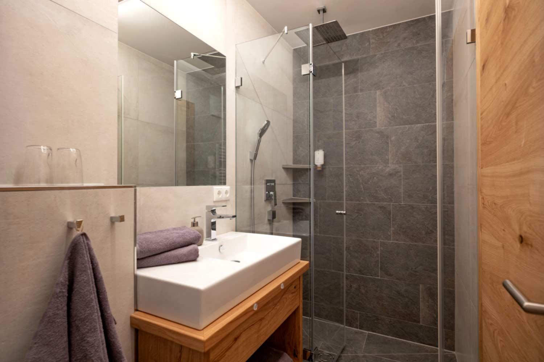Appartement Suite Steiner Bad