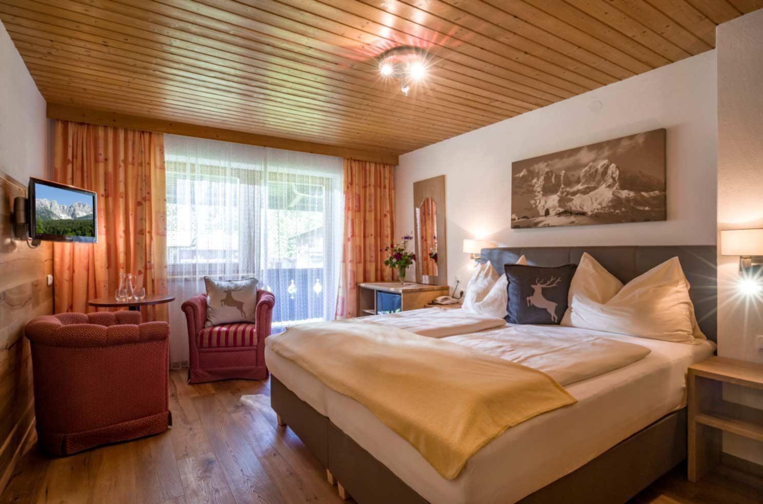 Appartements Pension Steiner Doppelzimmer