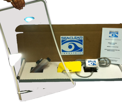 Electrically Heated Film Installation Kit