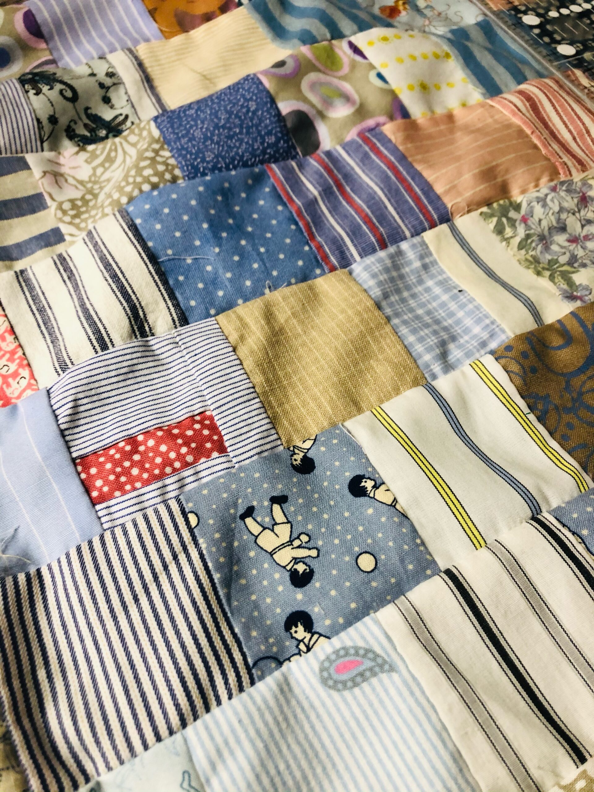Quilting My Way Through Grief and Love