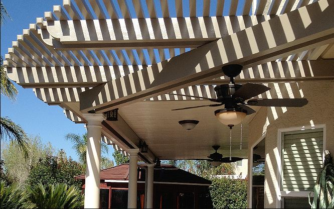 What are the Different Types of Patio Covers?