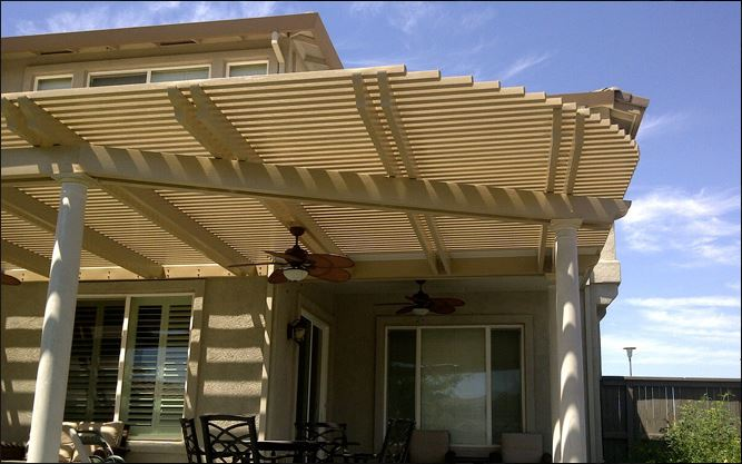 What can Patio Covers Have Added to Them?