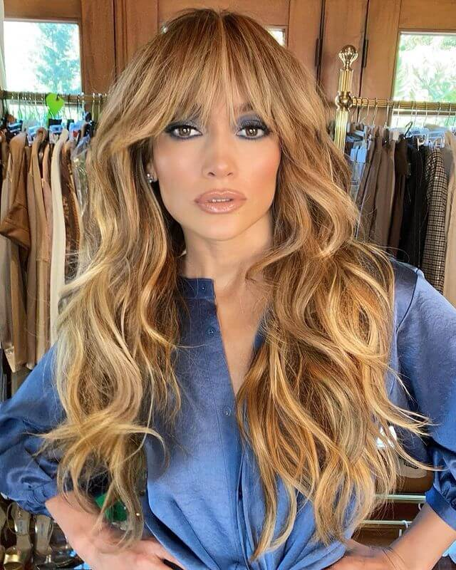 The Best Hairstyles with Bangs – Celebrity Inspired Guide
