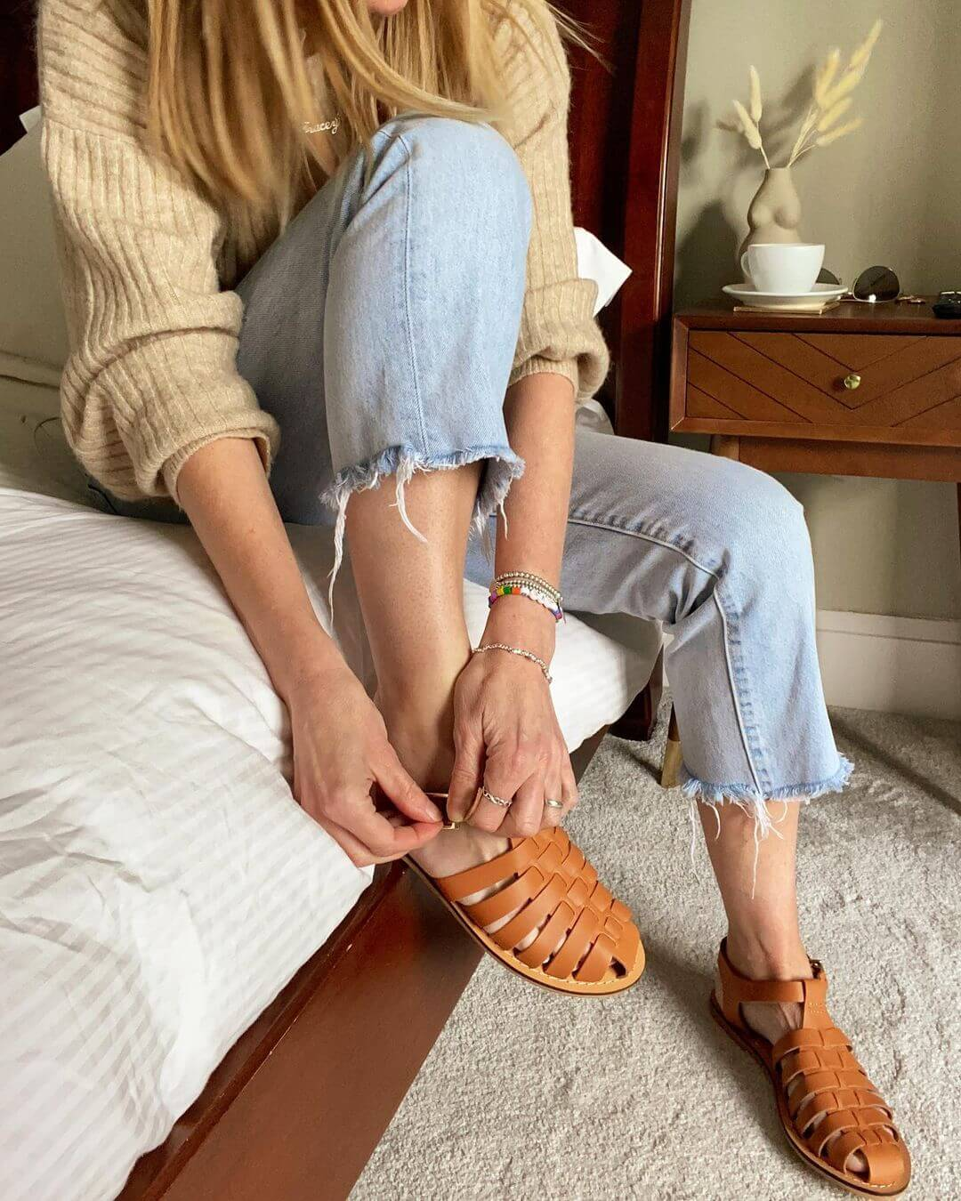Sandals You Need in Your Closet This Season