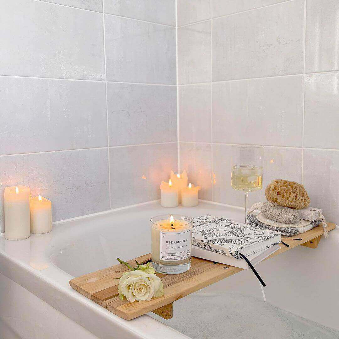 The Most Relaxing Bath Ritual for Self-Care