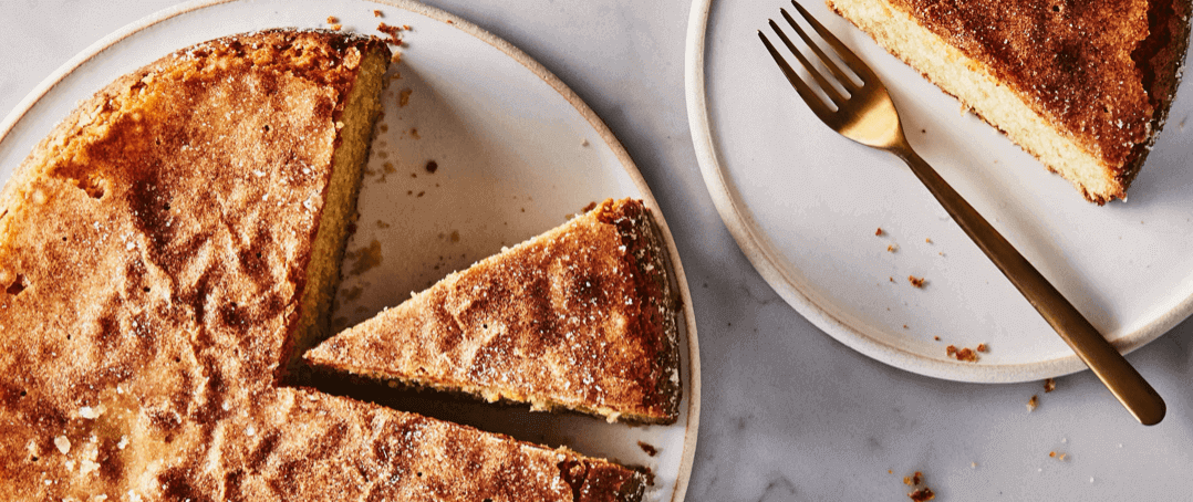 How The Olive Oil Cake Went Viral On Instagram?