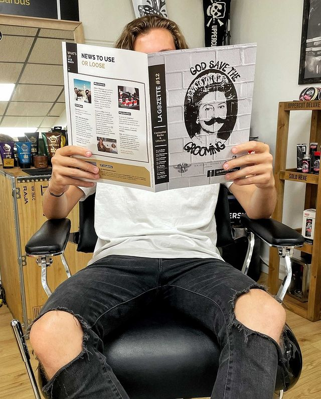 Everything you need to know about O'Barber Shop