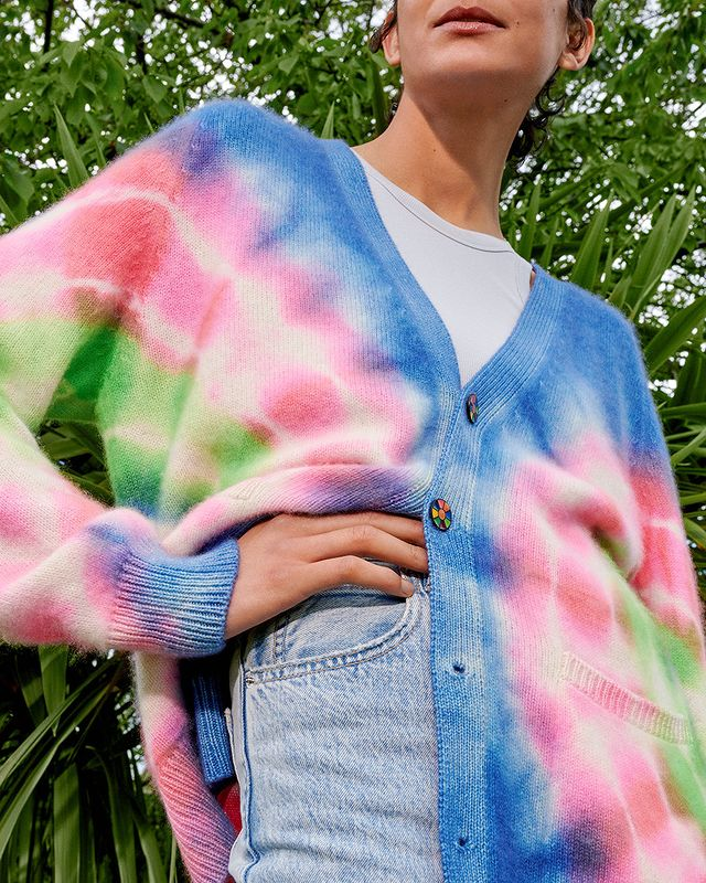 Why Cardigans Are Making a Major Comeback