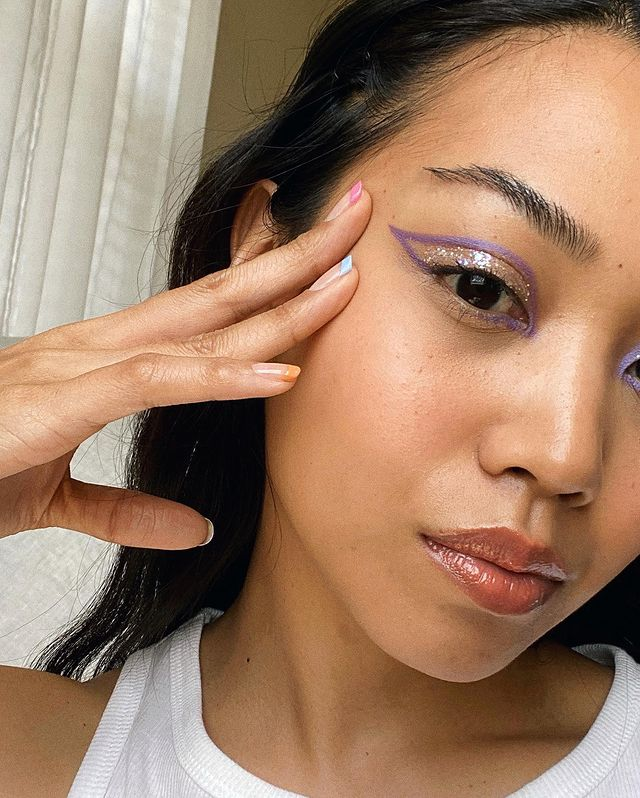 The Biggest Beauty Trends Dominating Social Media in 2021