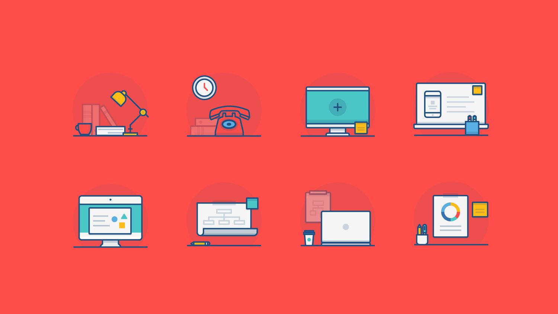 Atlassian illustrations 8