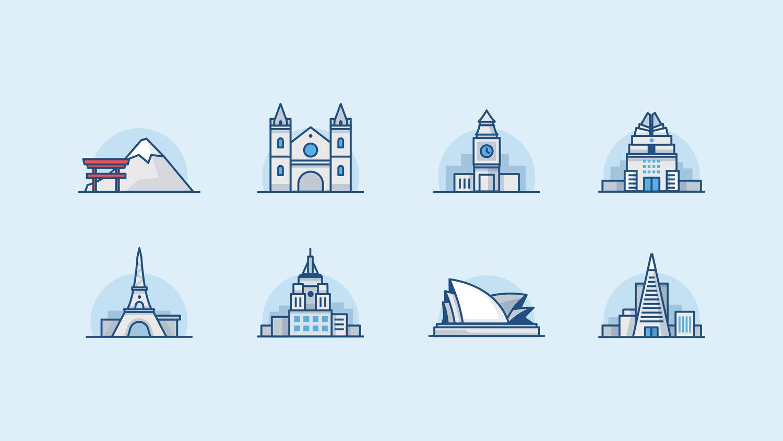 Atlassian illustrations 1