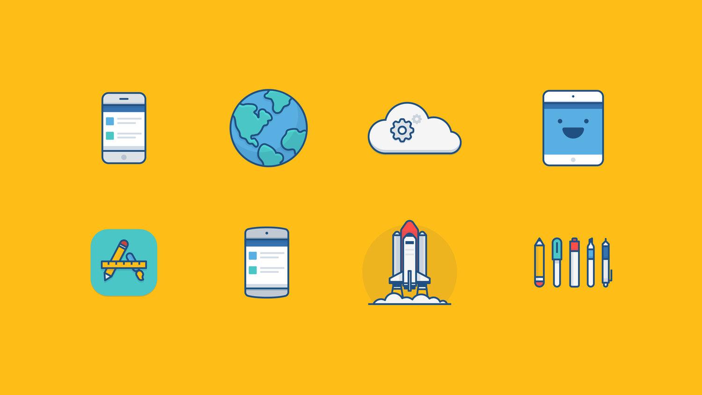 Atlassian illustrations 7