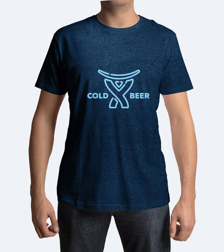 Atlassian shirt illustration