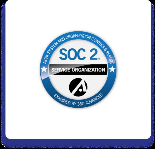SOC 2 badge