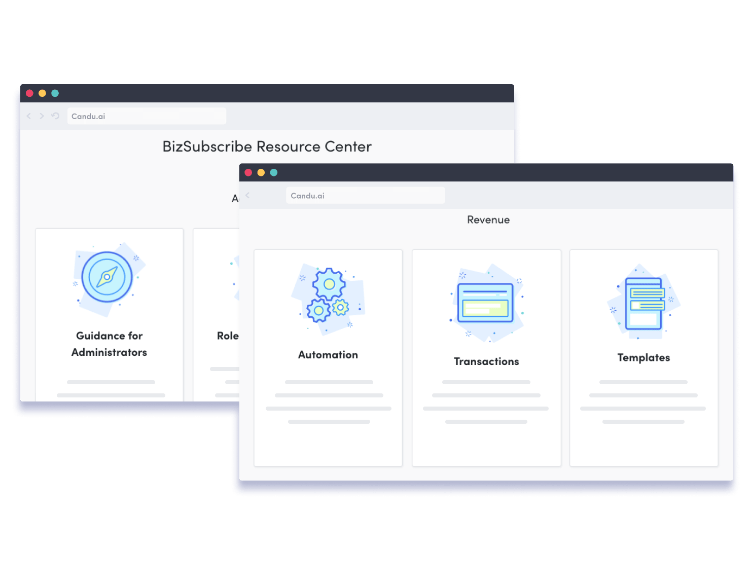 Customer Self Service Portal