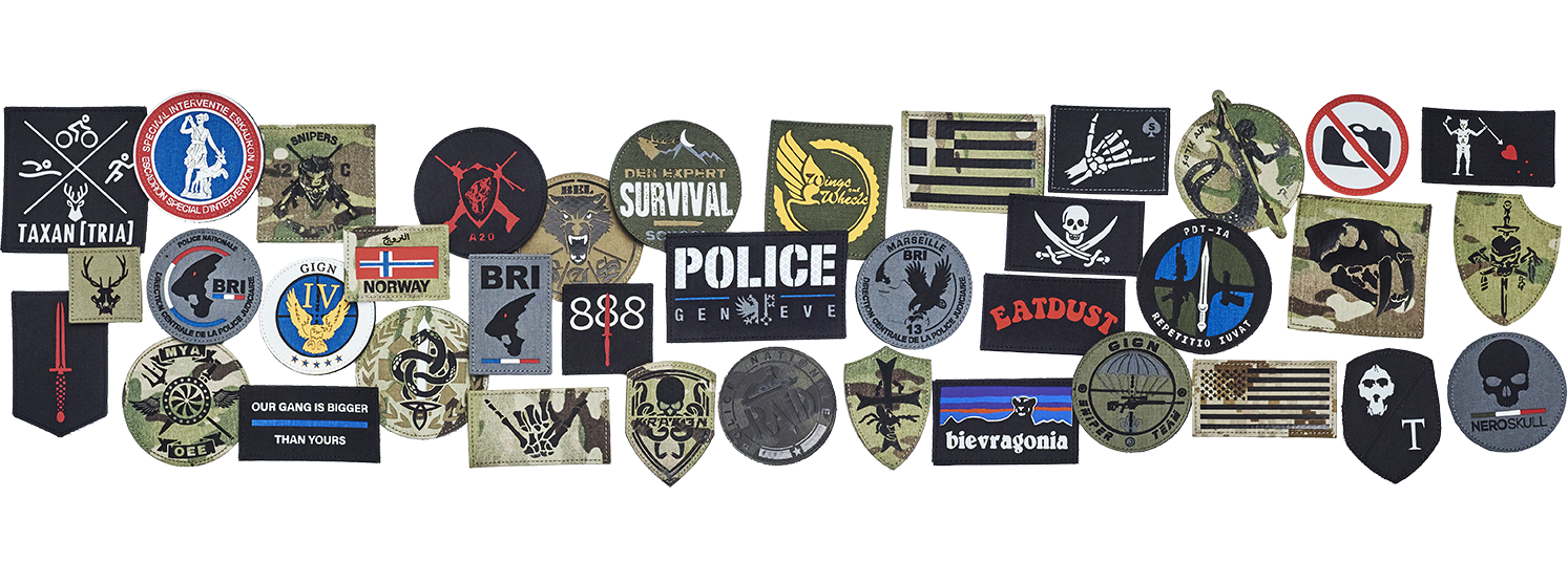 Apatch patch collection