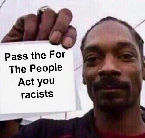 stop enabling racists