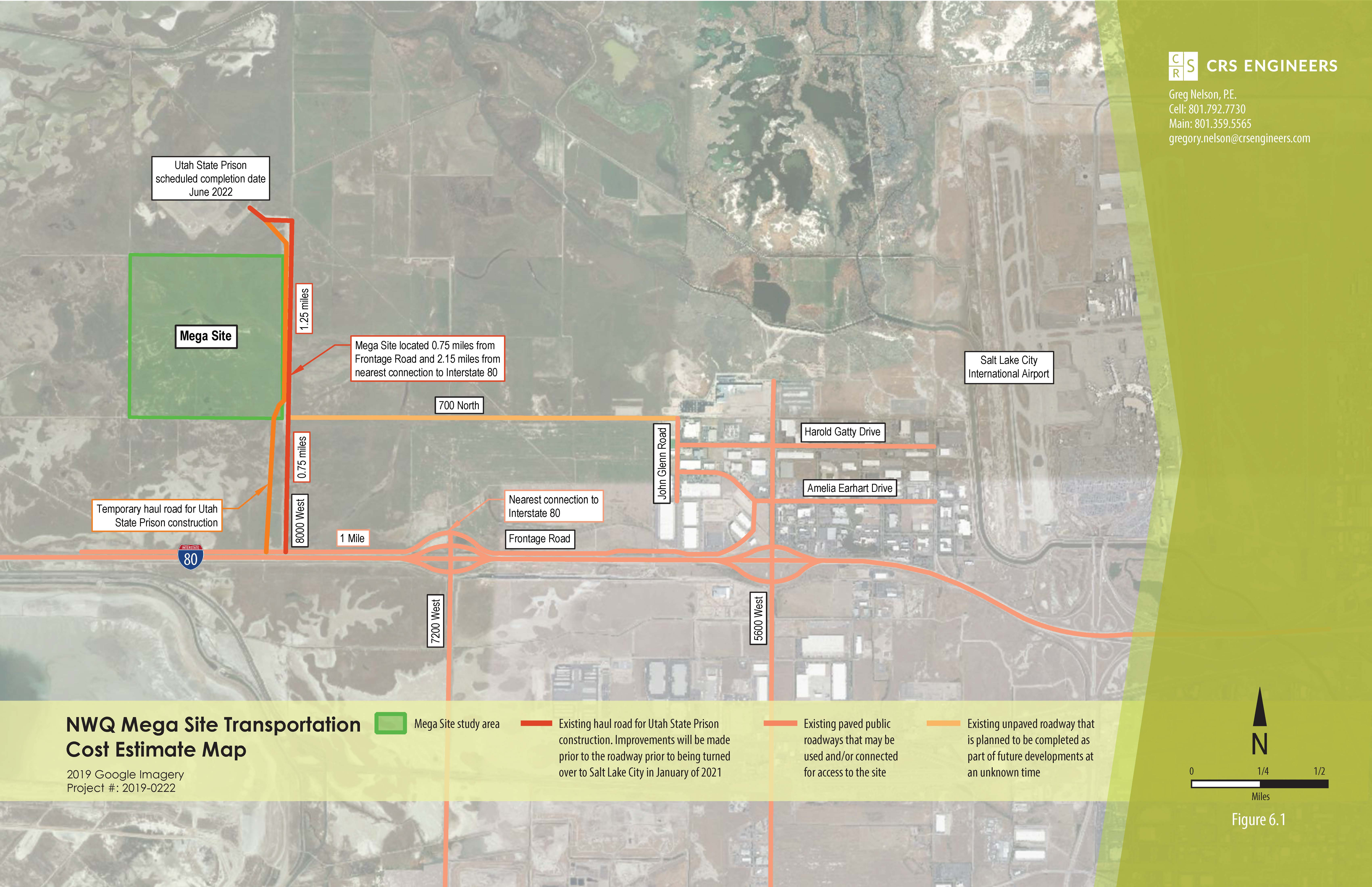Salt Lake City Global Logistics Center
