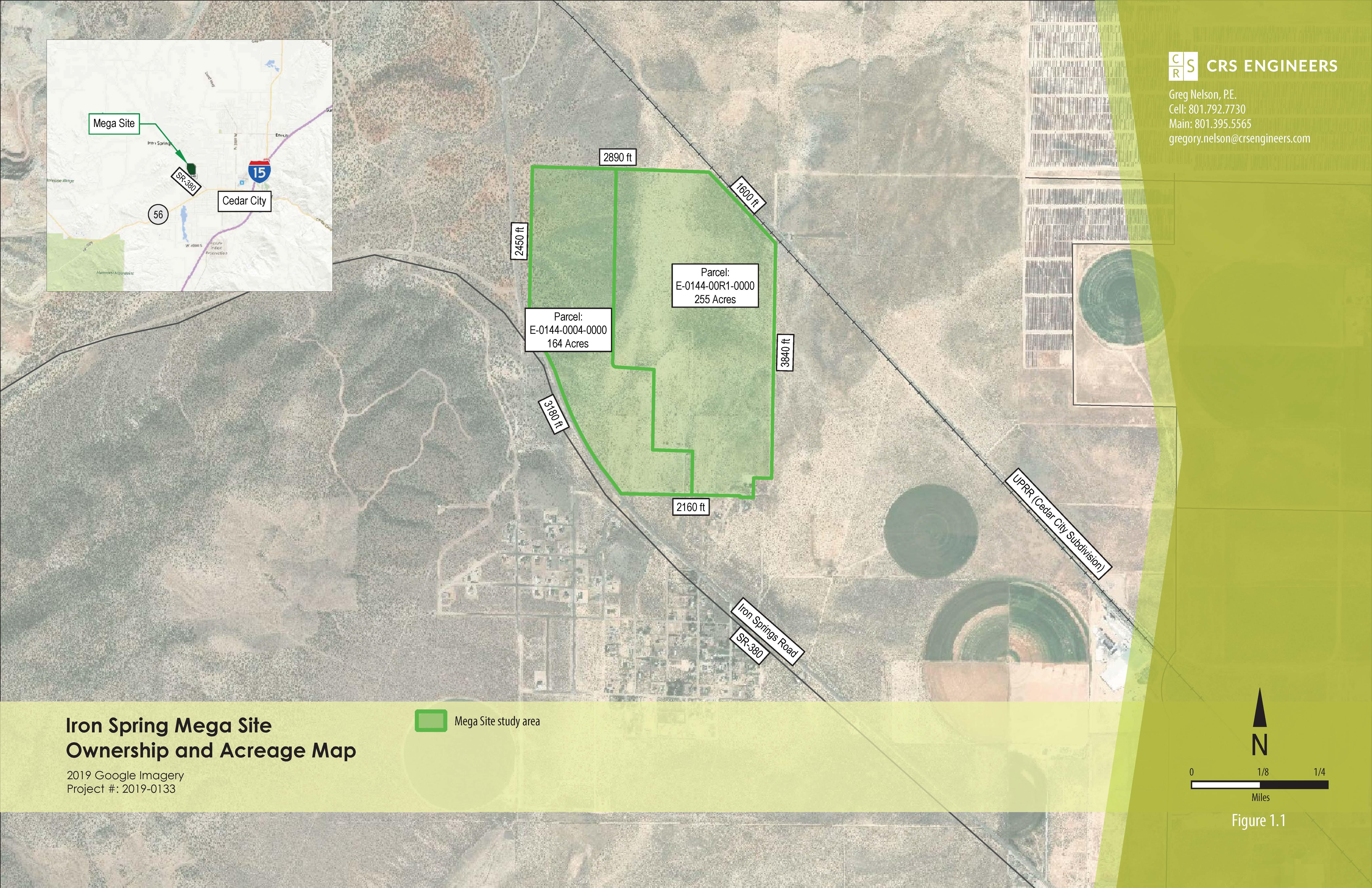 Iron Springs Mega Site