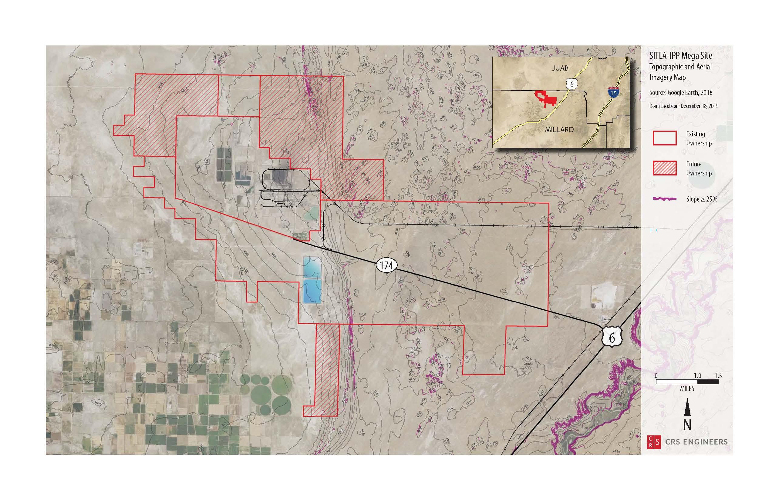 Millard County Mega Site