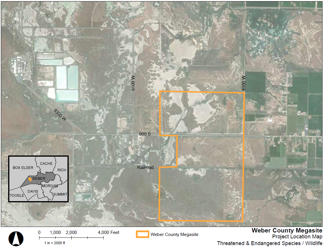 West Weber County Mega Site
