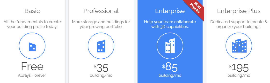Sign up for PocketBuildings today!