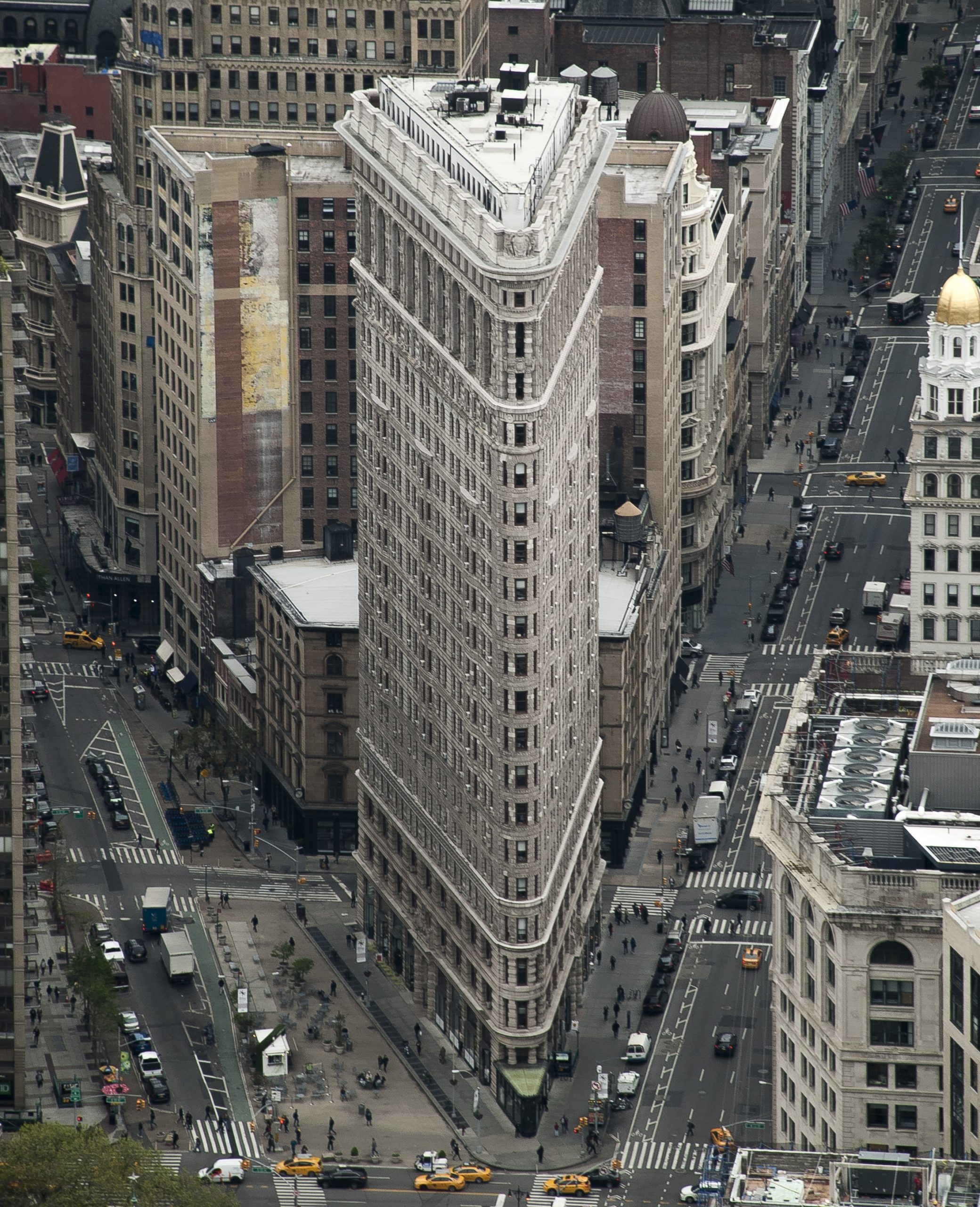 Flatiron Building Overview