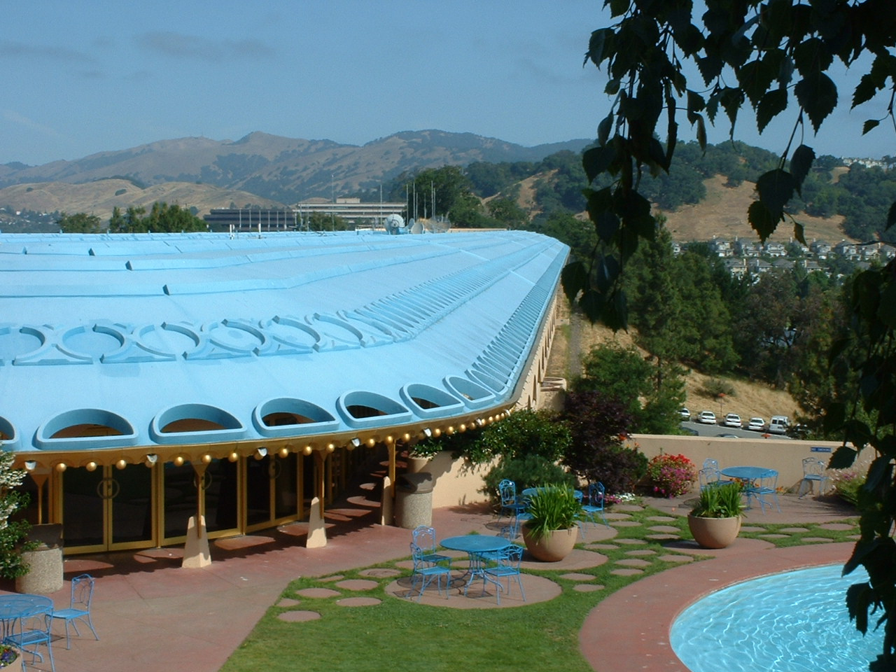 Marin County Civic Center Roof