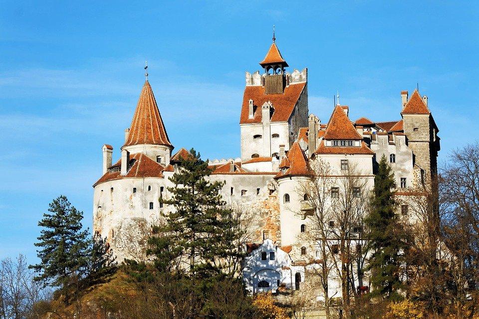 Romania, Bran, Castle