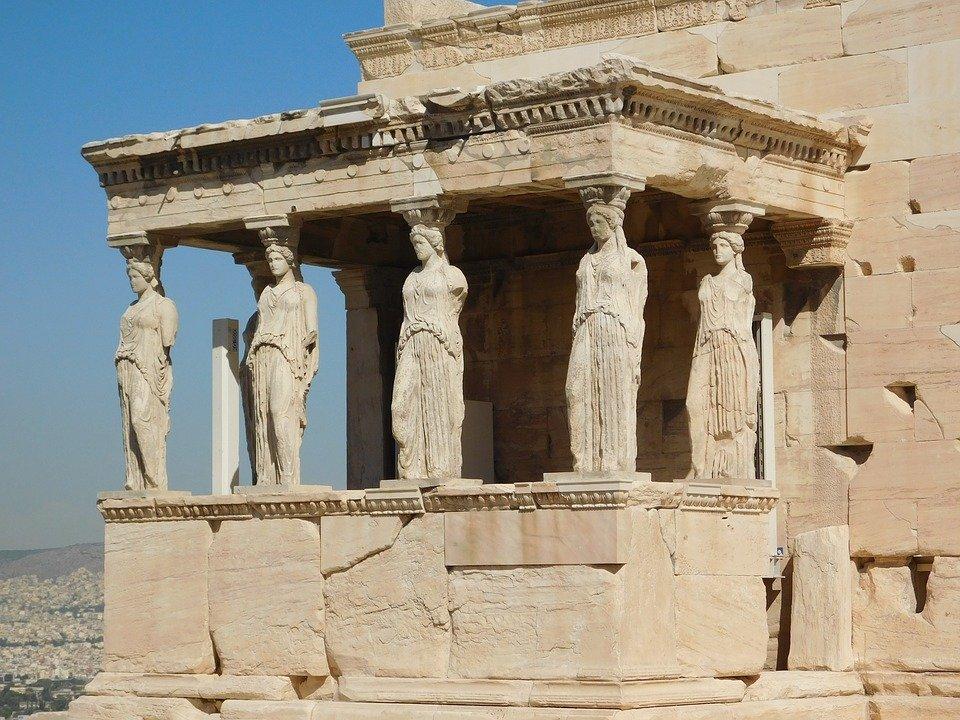 Acropolis, Parthenon, Greece
