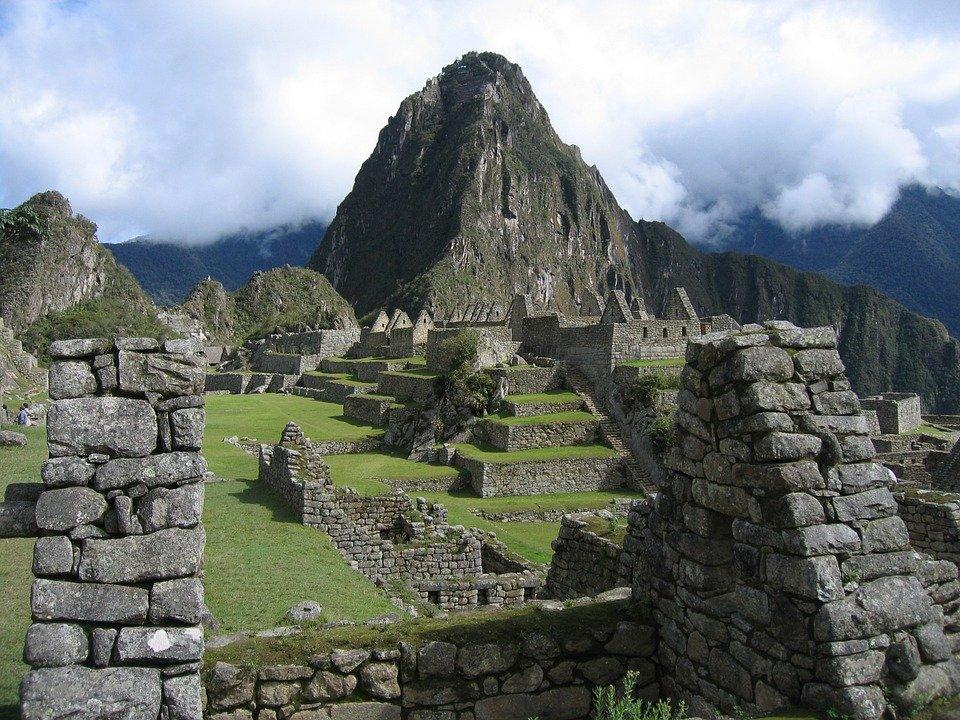 Machu Pichu, Peru, Inca, Andes
